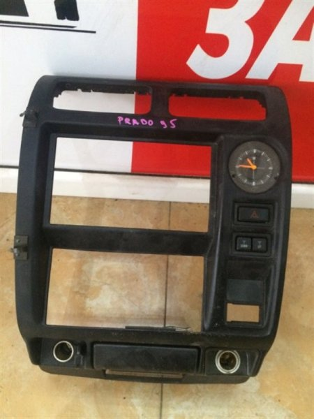 Консоль Toyota Prado KZJ95 (б/у)