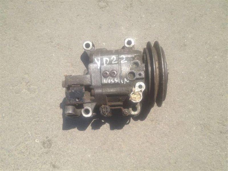 Компрессор кондиционера Nissan YD22 (б/у)