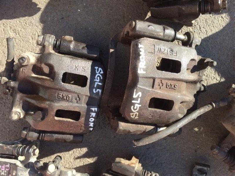 Суппорт Mazda Bongo Friendee SGLR передний правый (б/у)