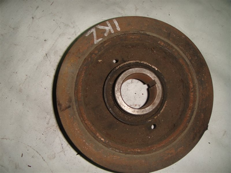 Шкив коленвала Toyota 1KZ-TE (б/у)