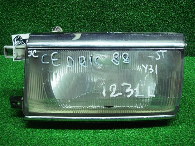 Фара Nissan Gloria Y31 левая (б/у)