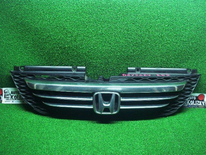 Решетка радиатора Honda Odyssey RB2 (б/у)