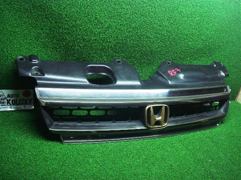 Решетка радиатора Honda Step Wagon RF5 (б/у)
