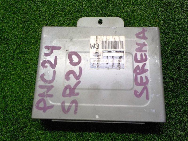 Блок efi Nissan Serena PNC24 SR20-DE (б/у)
