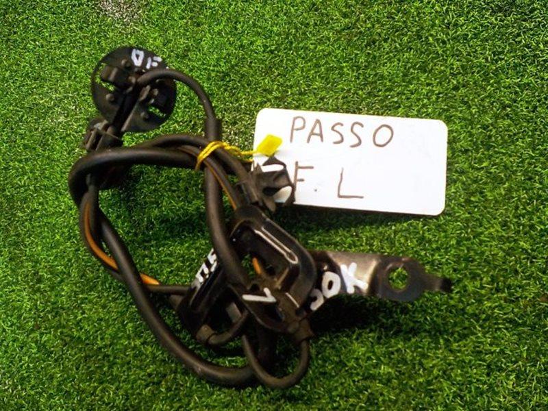 Датчик abs Toyota Passo KGC30 передний левый (б/у)