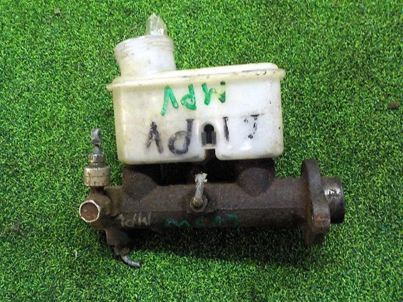 Главный тормозной цилиндр Mazda Mpv LV5W (б/у)