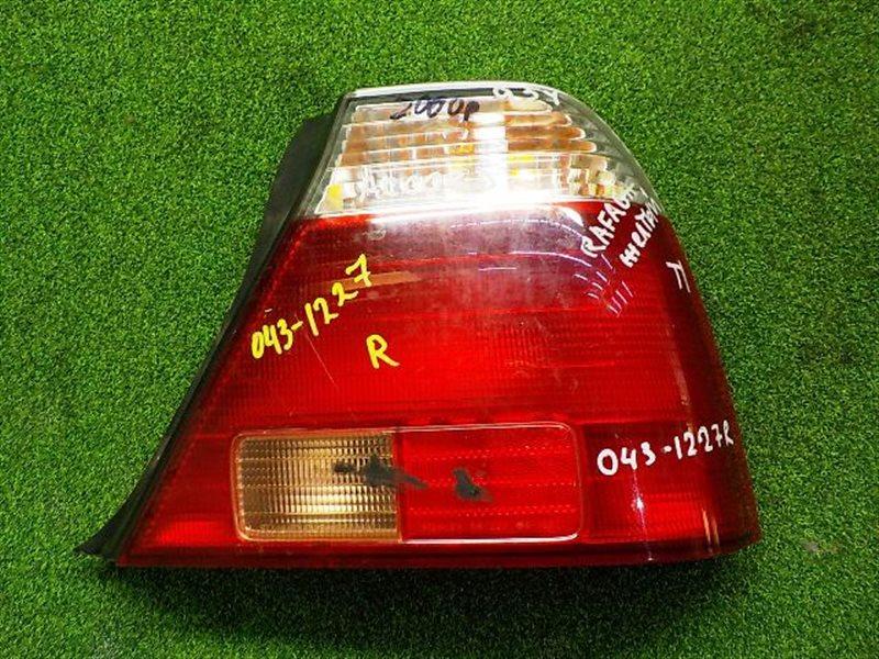Стоп сигнал Honda Ascot CE4 правый (б/у)