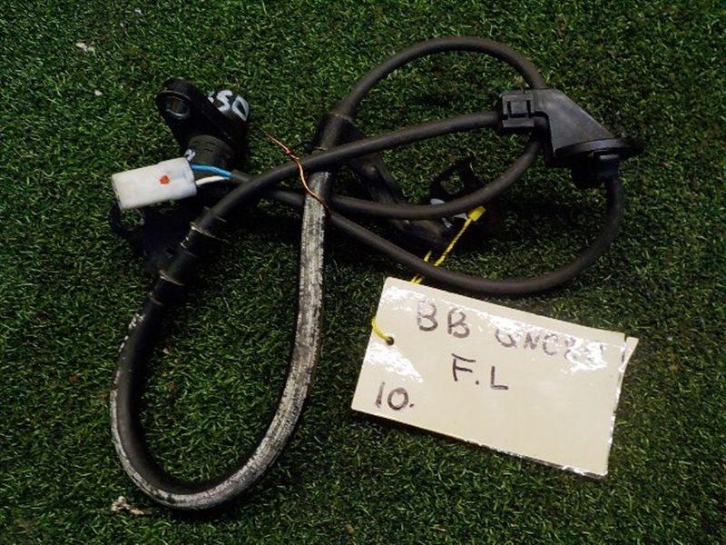 Датчик abs Toyota Bb QNC20 передний левый (б/у)