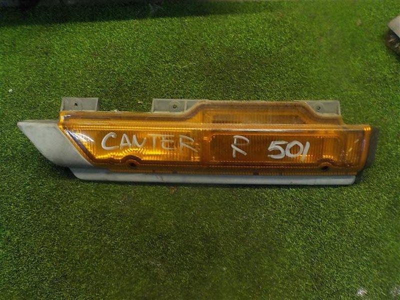 Поворотник в дверь Mitsubishi Canter FB501 (б/у)