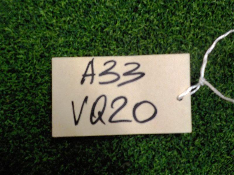 Стартер Nissan Cefiro A33 VQ20 (б/у)