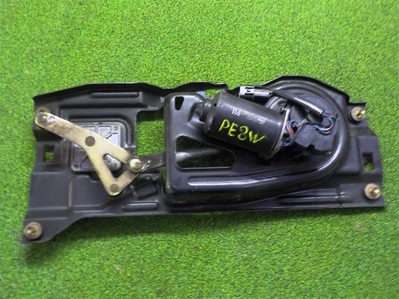 Механизм стеклоочистителя Mitsubishi Delica PE8W (б/у)
