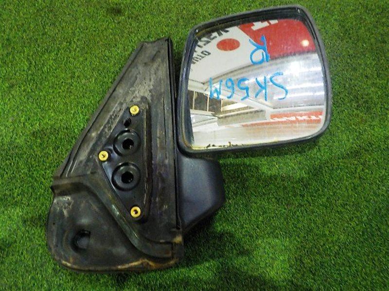Зеркало Mazda Bongo Brawny SK56 правое (б/у)