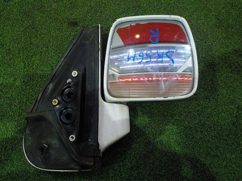 Зеркало Mazda Bongo Brawny SK56M правое (б/у)