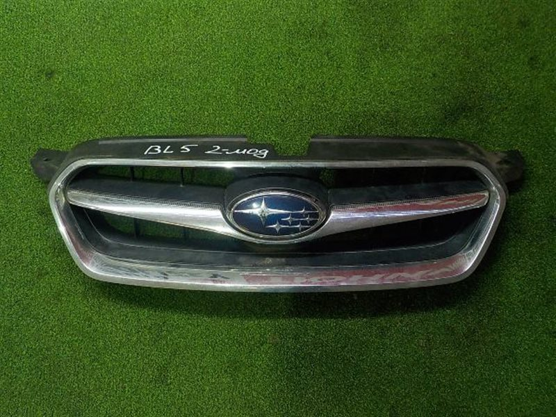 Решетка радиатора Subaru Legacy BL5 (б/у)