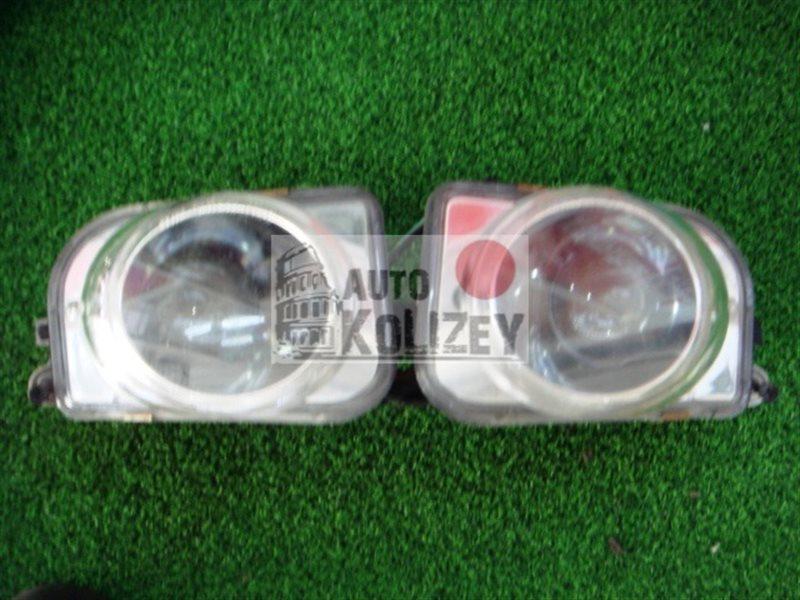 Туманка Mitsubishi Galant EA1A (б/у)