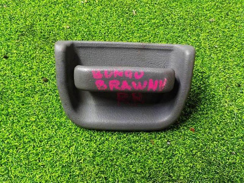 Ручка двери внутренняя Mazda Bongo Brawny задняя правая (б/у)