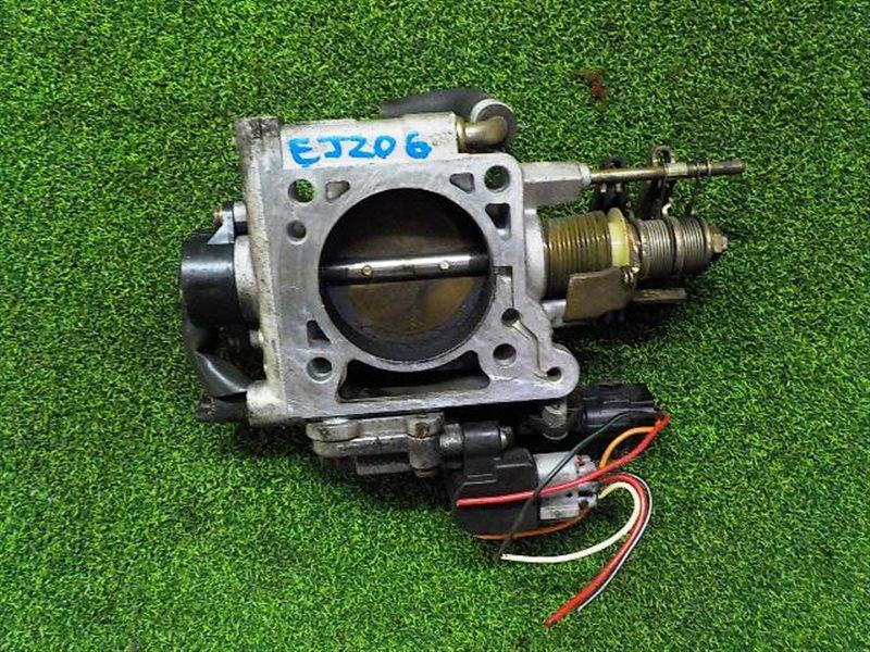 Дроссельная заслонка Subaru Legacy BE5 EJ206 (б/у)