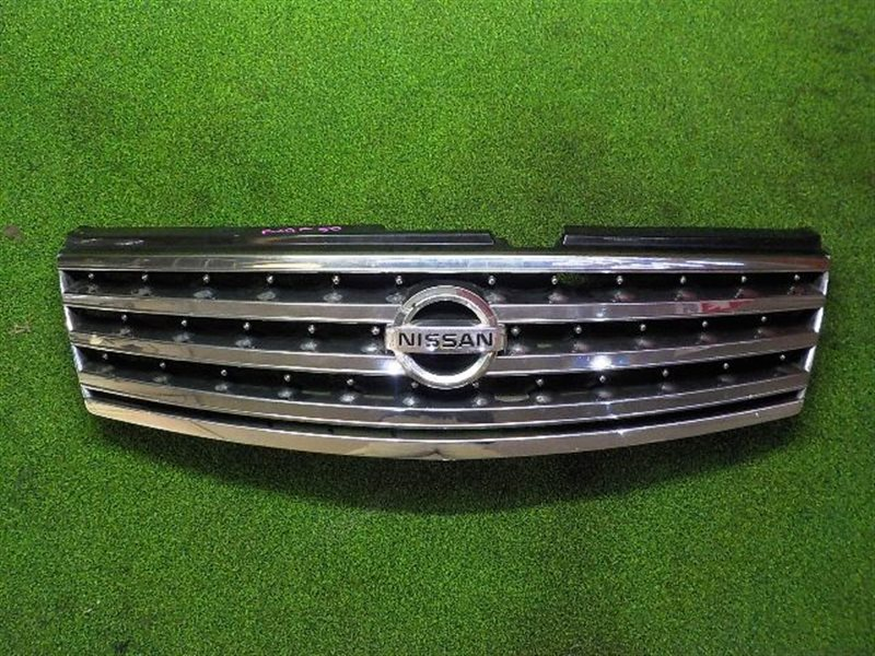 Решетка радиатора Nissan Fuga PNY50 (б/у)