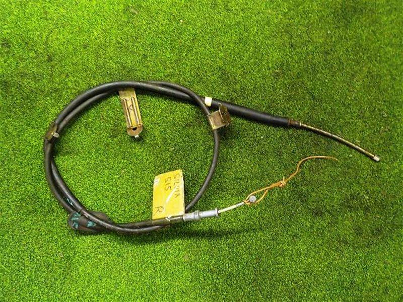 Тросик ручника Nissan Silvia S15 правый (б/у)