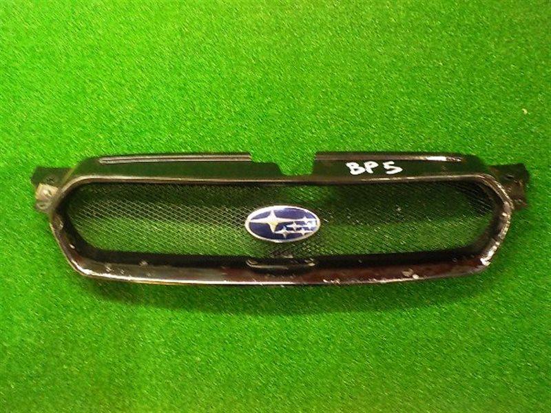 Решетка радиатора Subaru Legacy BP5 (б/у)