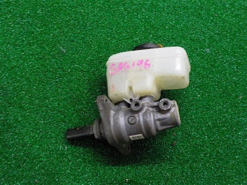 Главный тормозной цилиндр Lexus Gs350 GRS196 (б/у)