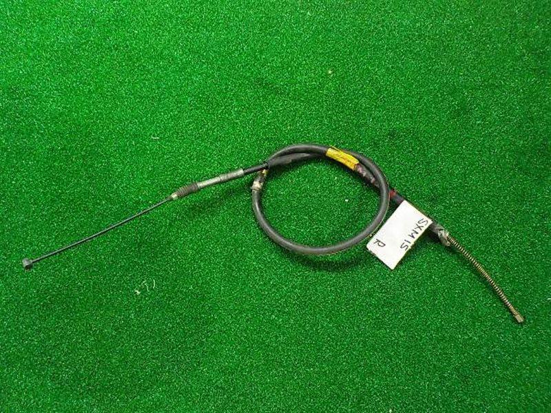Тросик ручника Toyota Ipsum SXM15 правый (б/у)
