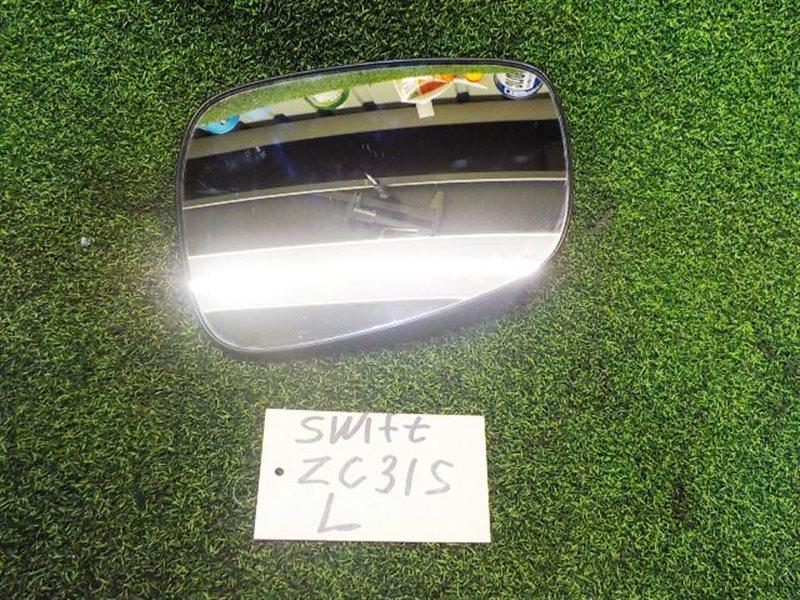 Зеркало-полотно Suzuki Swift ZC31S левое (б/у)