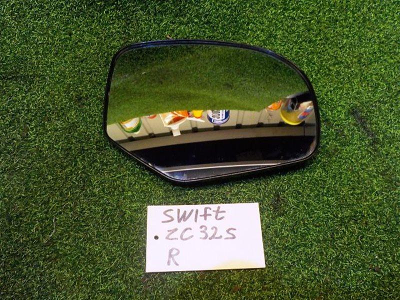 Зеркало-полотно Suzuki Swift ZC32S правое (б/у)