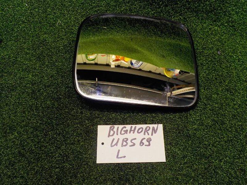 Зеркало-полотно Isuzu Bighorn UBS69 левое (б/у)