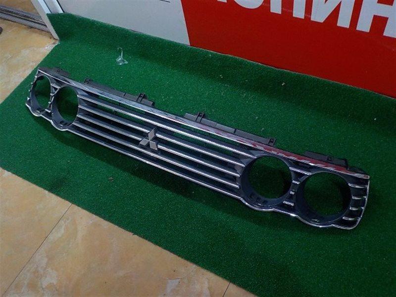 Решетка радиатора Mitsubishi Pajero Mini H58A (б/у)