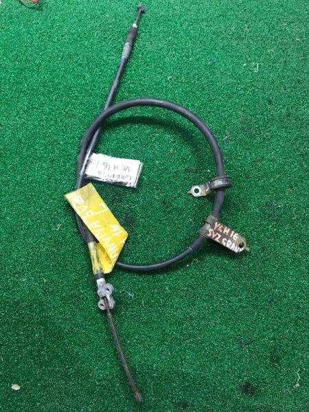Тросик ручника Toyota Granvia VCH16 левый (б/у)