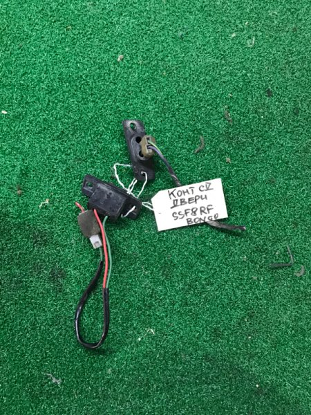 Контакт двери Mazda Bongo SSF8FR задний левый (б/у)