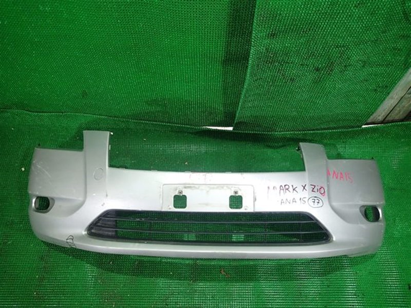 Бампер Toyota Mark X Zio ANA15 передний (б/у)