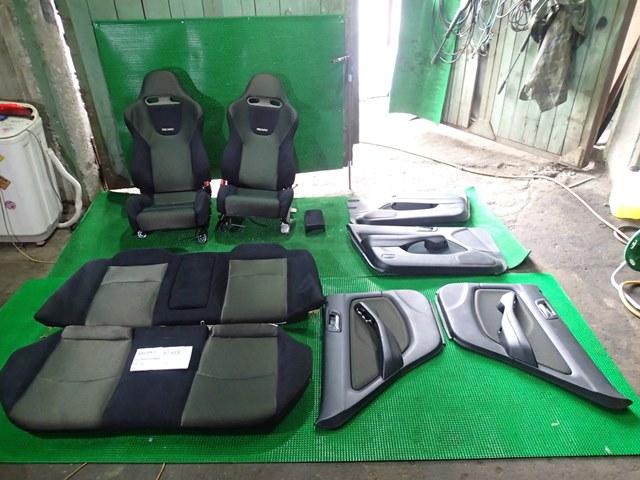 Сиденье Honda Accord CL1 (б/у)
