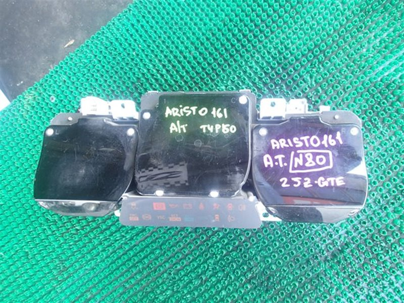 Спидометр Toyota Aristo JZS161 2JZ-GTE (б/у)