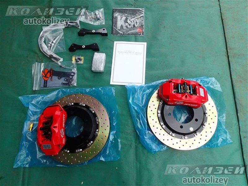 Тормозная система Toyota Land Cruiser UZJ200 задняя