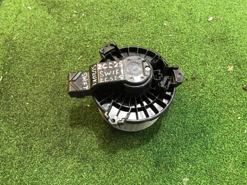 Мотор печки Suzuki Swift ZC32S (б/у)