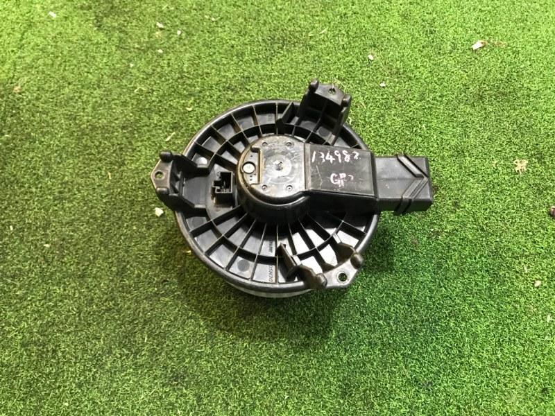 Мотор печки Honda Fit Shuttle GP2 (б/у)