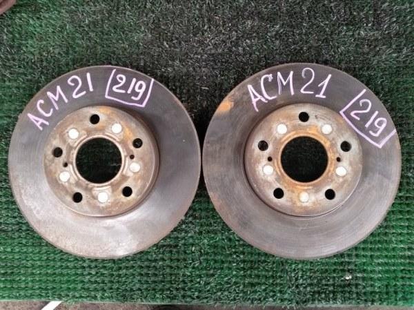Тормозной диск Toyota Ipsum ACM21 передний (б/у)