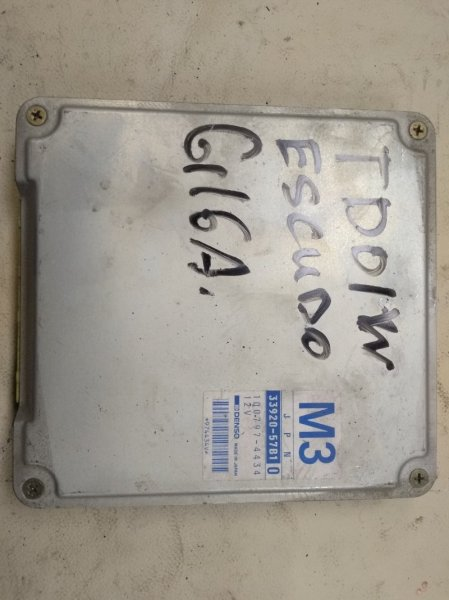 Блок efi Suzuki Escudo TD01W G16A (б/у)