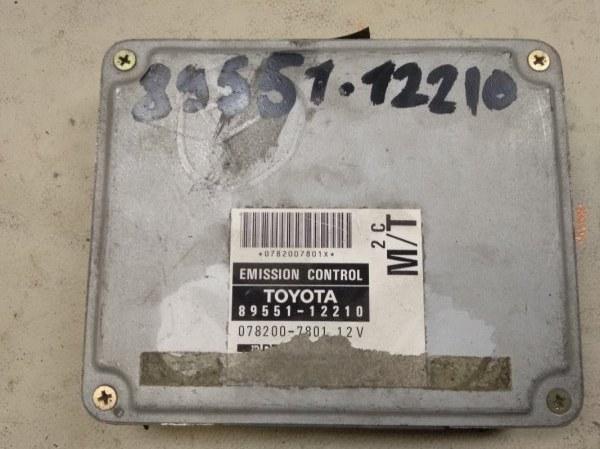 Блок efi Toyota Corolla CE100 2C (б/у)
