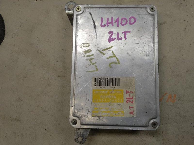 Блок efi Toyota Hiace LH100 2LT (б/у)