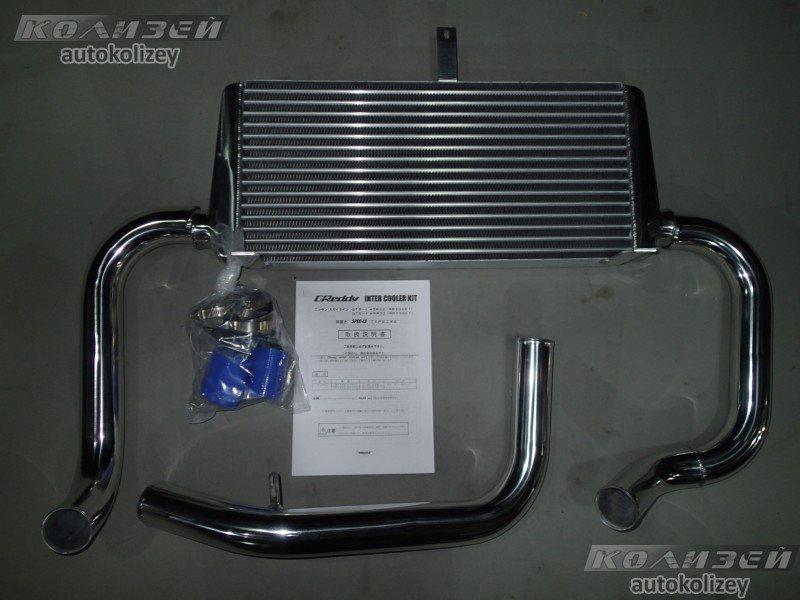 Интеркулер Nissan Skyline R32