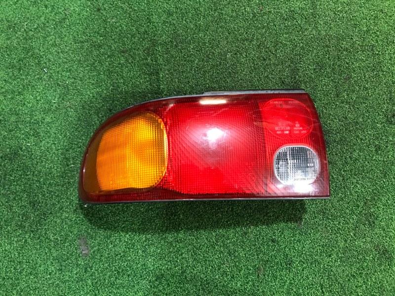 Стоп сигнал Mitsubishi Lancer Evolution CE9A 4G63T левый (б/у)
