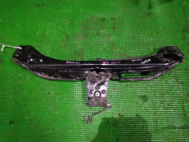 Планка замка капота Mitsubishi Outlander CW5W (б/у)