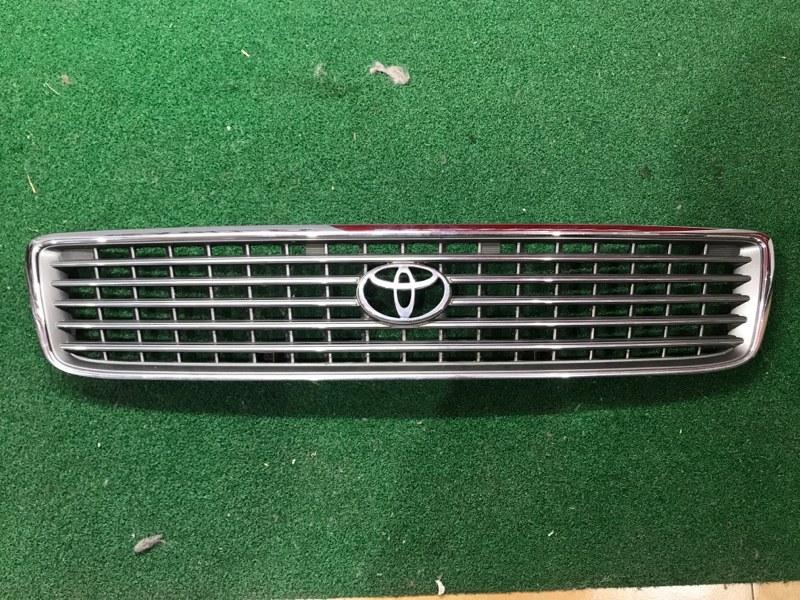 Решетка радиатора Toyota Hiace KZH106 1KZ-TE (б/у)