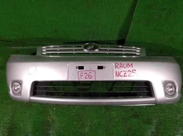 Бампер Toyota Raum NCZ25 передний (б/у)