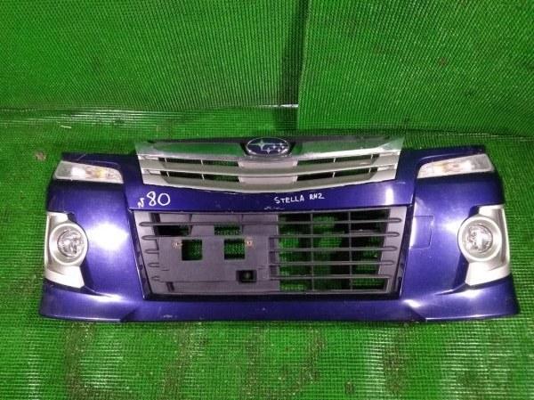 Бампер Subaru Stella RN2 передний (б/у)