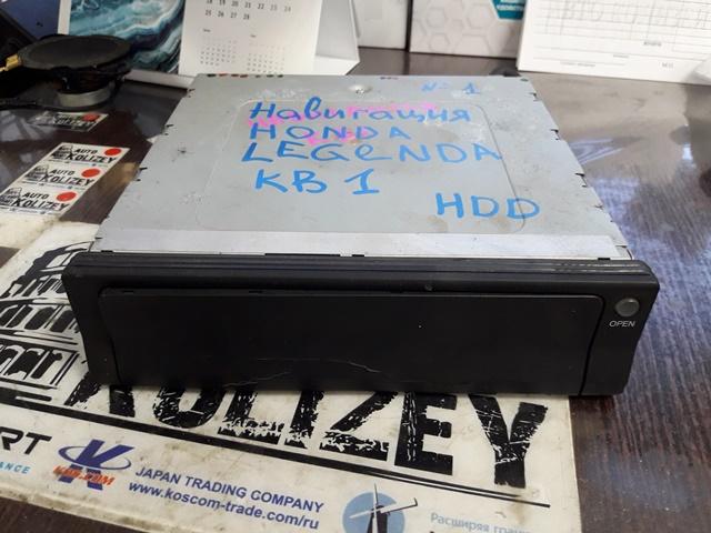 Блок навигации Honda Legend KB1 (б/у)