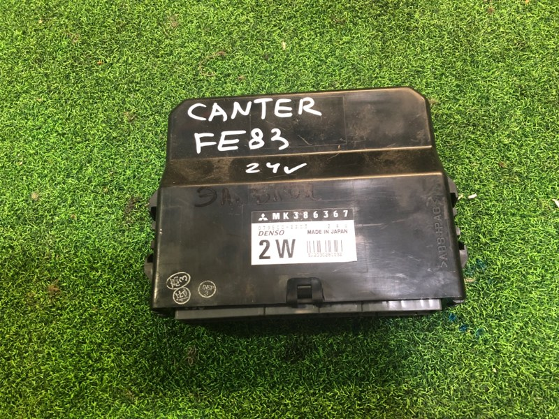 Блок efi Mitsubishi Canter FE83 (б/у)